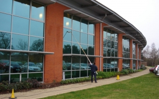 Commercial Window Cleaning Indiana
