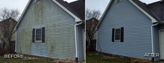 House Cleaning Power Washing